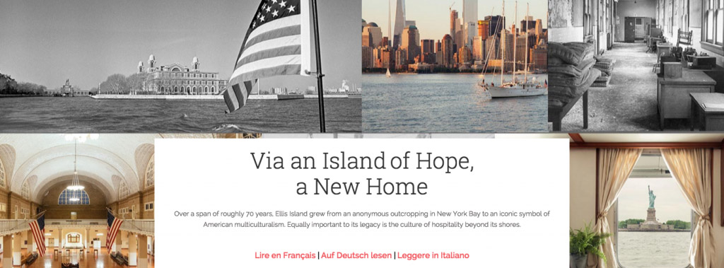 Via an Island of Hope, a New Home by New York Times for AirBNB