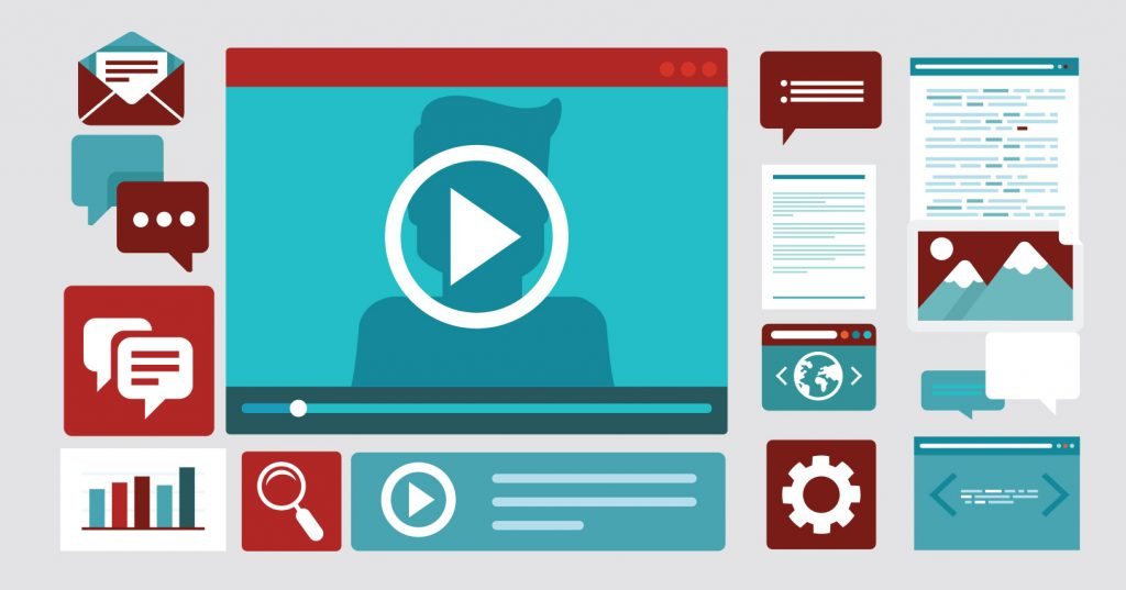 online video content marketing, from native content campaign
