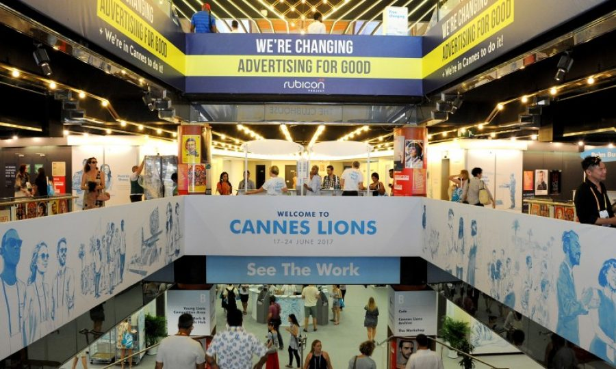the main themes from Nudge's experience at Cannes Lions 2017