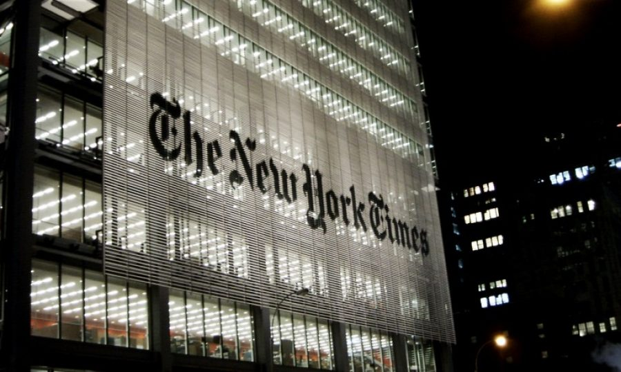 The New York Times is changed the game in branded content