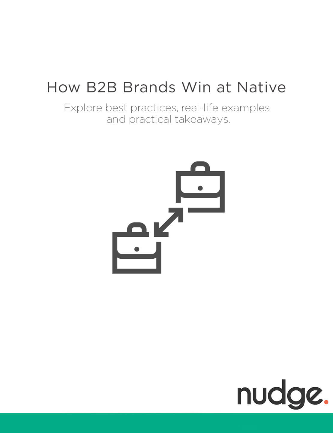 Cover image for B2B Research Report