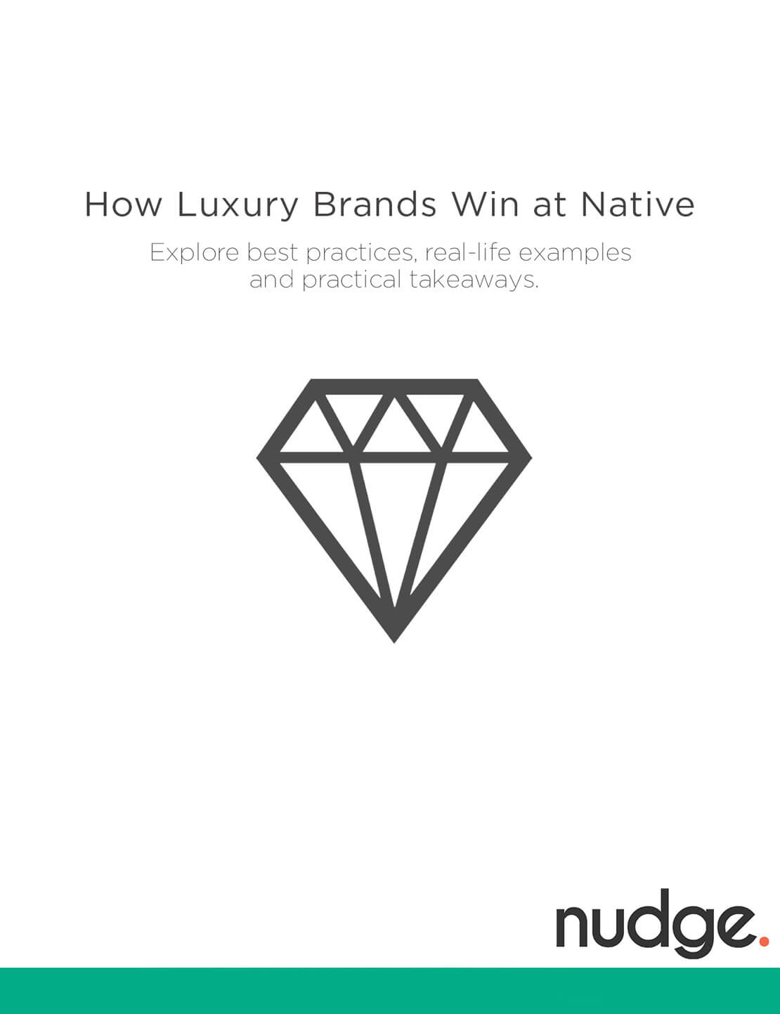 Cover image for Luxury Research Report