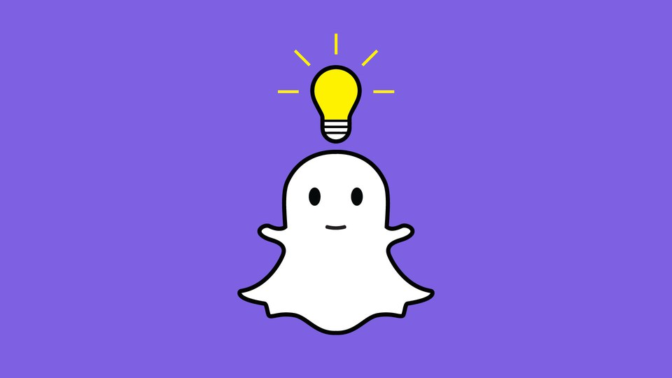 How Snapchat is separating social from media