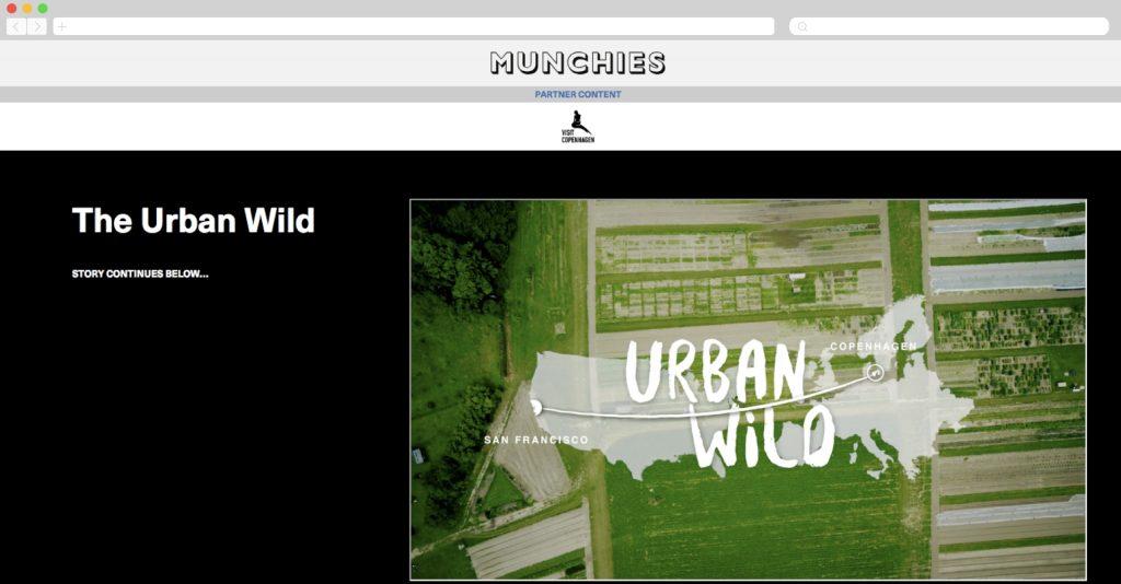 Vice + Visit Copenhagen - Urban Wilds