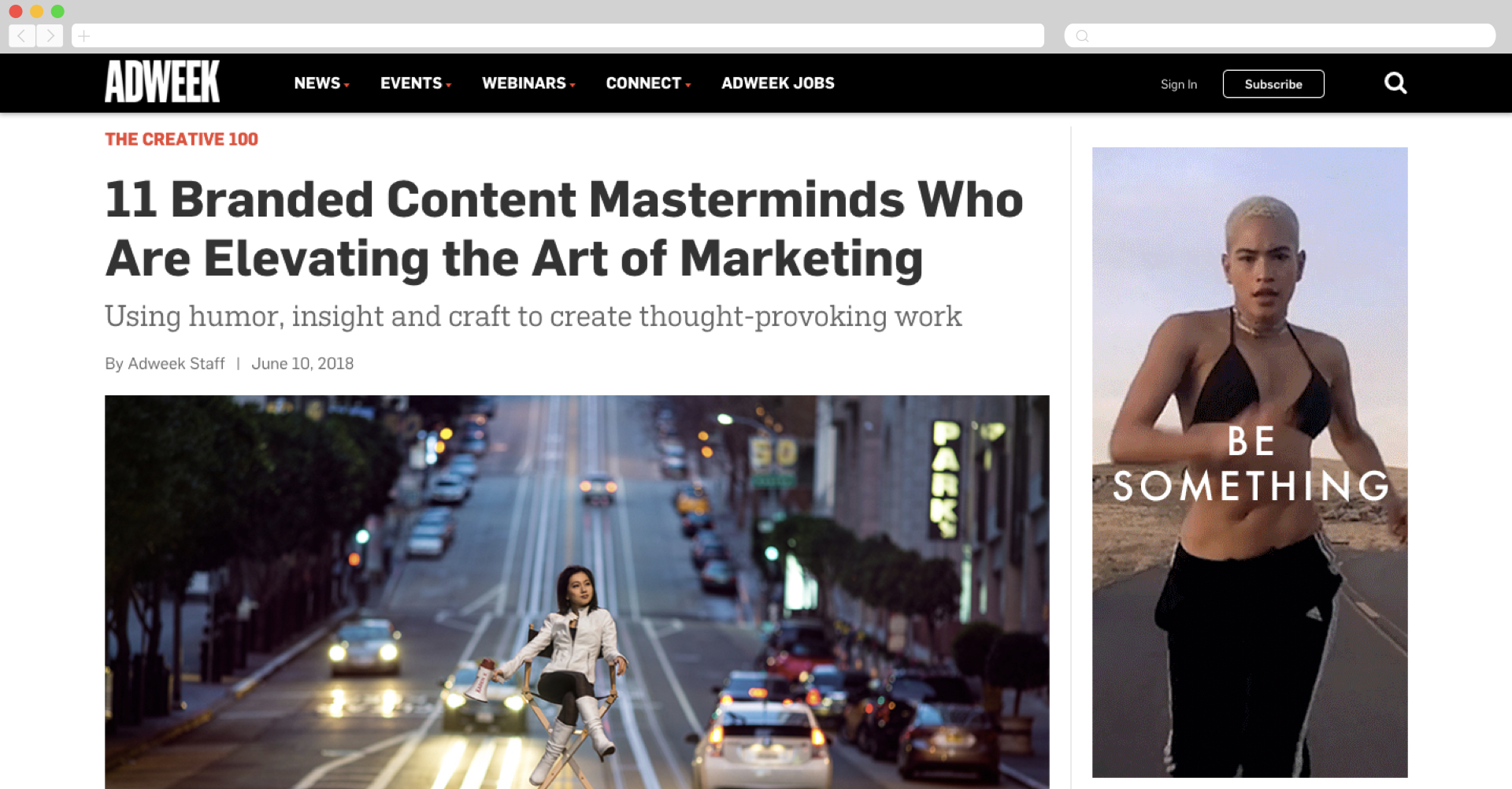 adweek content masterminds