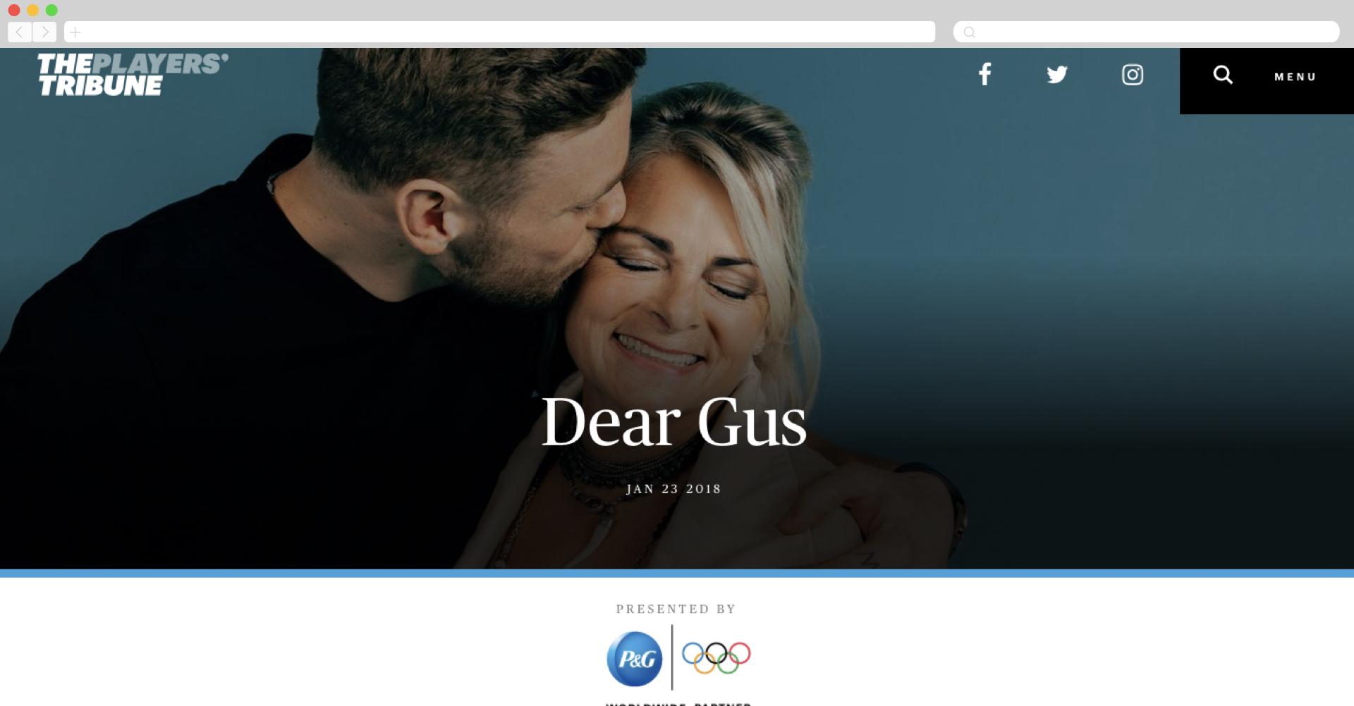 P&G campaign #loveoverbias