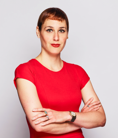 Lexi Jarman, Global Director, Content at Financial Times