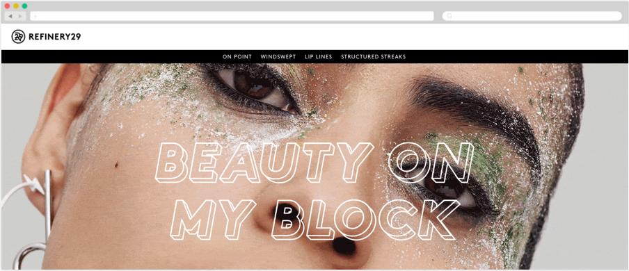 Rimmel + Refinery29: Beauty On My Block