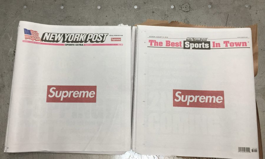 Supreme, New York Post