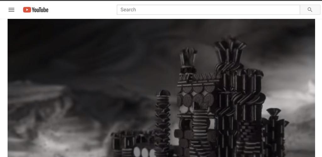 Oreos recreates the Game of Thrones intro