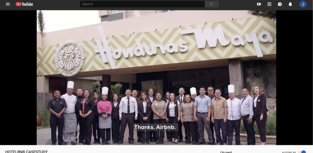 Honduras Hotel Maya with Hotelbnb