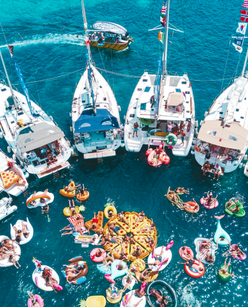 The Yacht Week on The Tab