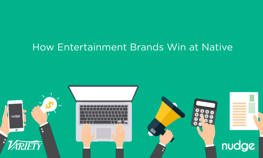 Nudge & Variety's Entertainment Webinar