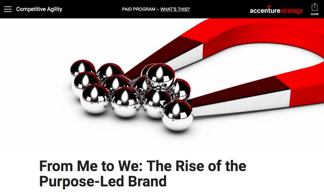 Accenture on WSJ