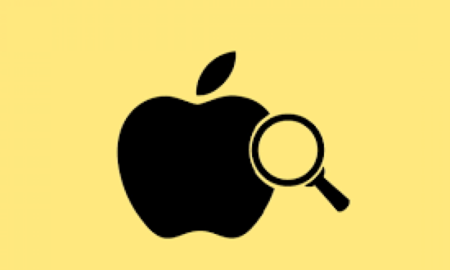The first time apple built a search engine